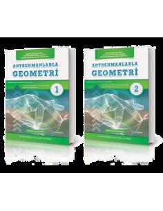 Antrenmanlarla Geometri (1-2) Konu Anlatımlı Kitap Seti