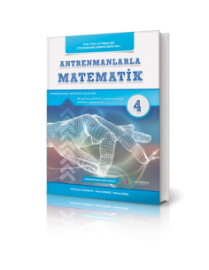 Antrenmanlarla Matematik - 4 Konu Anlatım
