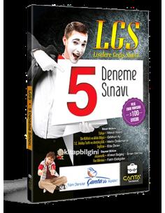 Çanta Yayınları 8. Sınıf LGS Tüm Dersler 5 Deneme Sınavı