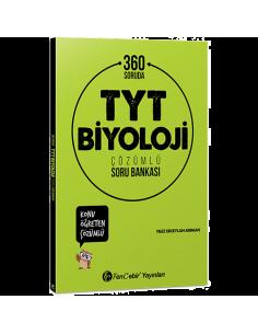 FenCebir Yayınları 360 Soruda TYT Biyoloji Çözümlü Soru Bankası