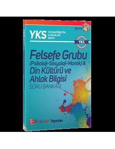 FenCebir Yayınları YKS Felsefe Grubu - Din Kültürü Soru Bankası