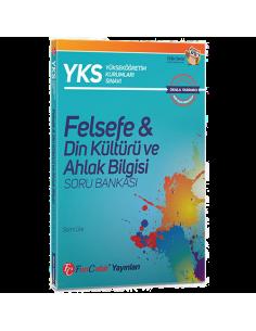 FenCebir Yayınları YKS Felsefe Din Kültürü ve Ahlak Bilgisi Soru Bankası