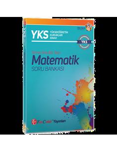 FenCebir Yayınları YKS 1. Oturum TYT Matematik Soru Bankası