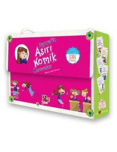 Nesil Çocuk Yayınları Zeynep'in Aşırı Komik Maceraları