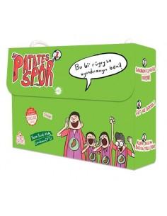 Nesil Çocuk Yayınları Patates Spor 5 Kitap