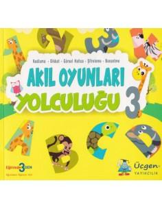 Üçgen Yayınları 3. Sınıf Mini İlkokul Yolculuğu Seti