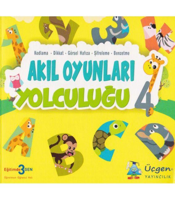 Üçgen Yayınları 4. Sınıf Mini İlkokul Yolculuğu Seti