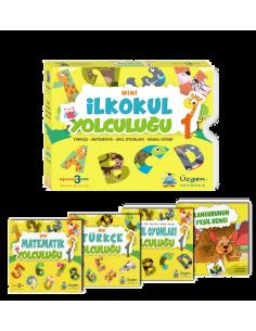 Üçgen Yayınları 1. Sınıf Mini İlkokul Yolculuğu Seti