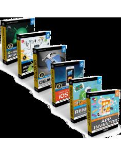 KODLAB Mobil Uygulama Geliştirme Seti (6 Kitap)