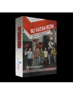 """Mavi Balon Yayınları """"Bu Vatan Bizim"""" Dizisi (5 Kitap)"""