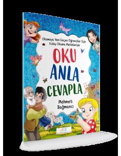 Oku Anla Cevapla (1. Sınıf) - Mehmet Bağmancı