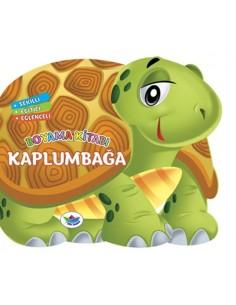 Düş Gemisi Yayınları Boyama Kitabı - Kaplumbağa