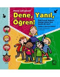 """Uçanbalık Yayınları """"Dene, Yanıl, Öğren!"""" Dizisi (8 Kitap)"""