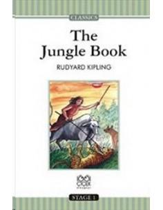 1001 Çiçek Yayınları The Jungle Book Stage 1