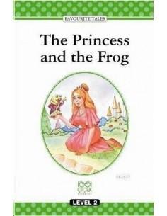 1001 Çiçek Yayınları The Princess And The Frog Level 2
