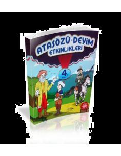 Artı Eğitim Yayınları Atasözü - Deyim Etkinlikleri (2. Sınıf)