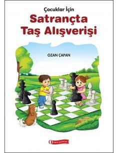 ODTÜ Yayınları Çocuklar İçin Satrançta Taş Alışverişi