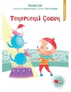 Can Çocuk Yayınları Tekerlekli Çocuk