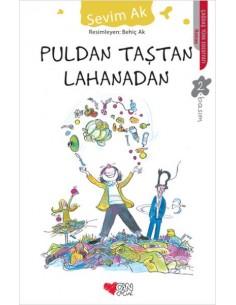 Can Çocuk Yayınları Puldan Taştan Lahanadan