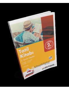 Dörtrenk Yayınları 2. Sınıfa Geçtim Tatil Kitabı (1. Sınıflar İçin)