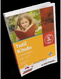 Dörtrenk Yayınları 3. Sınıfa Geçtim Tatil Kitabı (2. Sınıflar İçin)