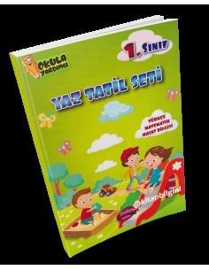 Çankaya Yayıncılık 1. Sınıf Yaz Tatil Seti