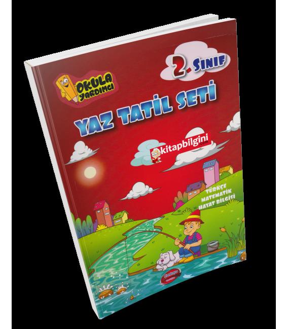 Çankaya Yayıncılık 2. Sınıf Yaz Tatil Seti