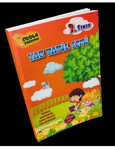Çankaya Yayıncılık 3. Sınıf Yaz Tatil Seti