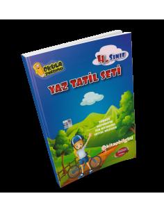 Çankaya Yayıncılık 4. Sınıf Yaz Tatil Seti