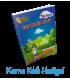 Çankaya Yayıncılık 4. Sınıf Karne Kılıfı Hediyeli Yaz Tatil Kitabı