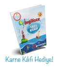 Çankaya Yayıncılık 4. Sınıf Karne Kılıfı Hediyeli İngilizce Yaz Tatil Kitabı