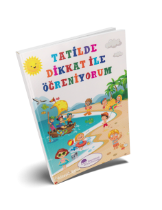 Mor Şemsiye Yayınları Tatilde Dikkat İle Öğreniyorum