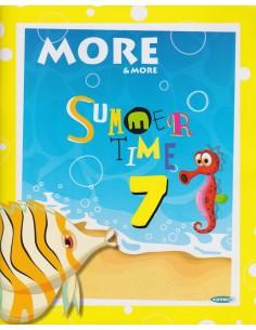 More & More 7. Sınıf Summer Time İngilizce Tatil Kitabı