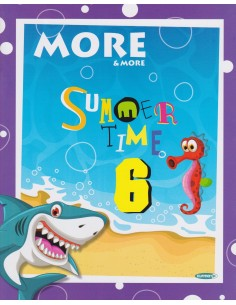 More & More 6. Sınıf Summer Time İngilizce Tatil Kitabı