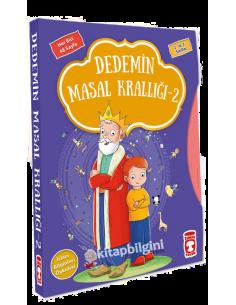 Timaş Yayınları Dedemin Masal Krallığı 2 (5 Kitap)