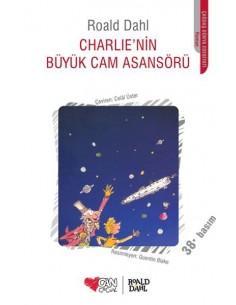 Can Çocuk Yayınları Charlie'nin Büyük Cam Asansörü