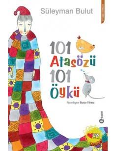 Can Çocuk Yayınları 101 Atasözü 101 Öykü