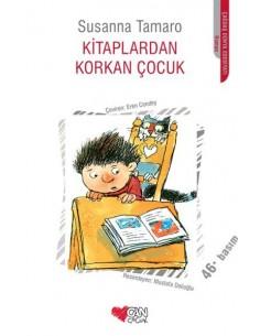 Can Çocuk Yayınları Kitaplardan Korkan Çocuk
