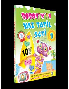Damla Robotik'in Yaz Tatil Seti (1. Sınıf)