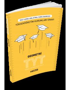 Hız Yayınları TYT Geometri Özet Konu Anlatımlı Soru Bankası