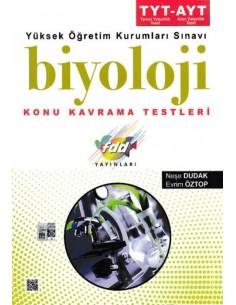FDD TYT - AYT Biyoloji Konu Kavrama Testleri