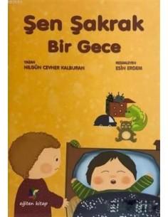 Eğiten Kitap Şen Şakrak Bir Gece