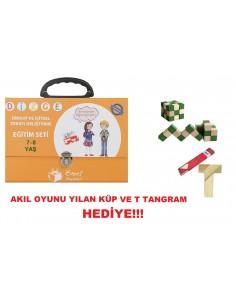 MiniYUP Dizge 5-6 Yaş Eğitim Seti