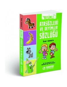 Karatay Yayınları Resimli Atasözleri ve Deyimler Sözlüğü