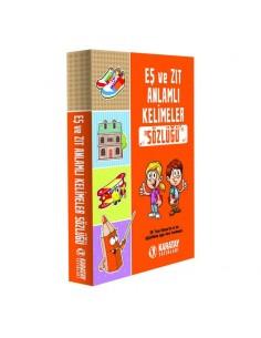 Karatay Yayınları Eş ve Zıt Anlamlı Kelimeler Sözlüğü