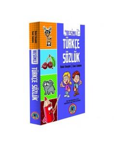 Karatay Yayınları Resimli Türkçe Sözlük (cep boy)