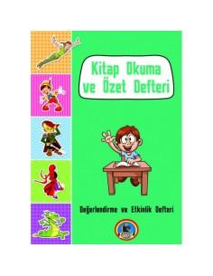 Karatay Yayınları Kitap Okuma ve Özet Defteri
