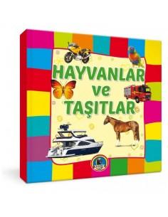 Karatay Çocuk Yayınları Hayvanlar ve Taşıtlar