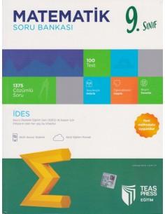 Teas Press 9. Sınıf Matematik Soru Bankası