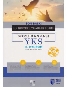 Teas Press YKS-AYT Din Kültürü ve Ahlak Bilgisi Soru Bankası